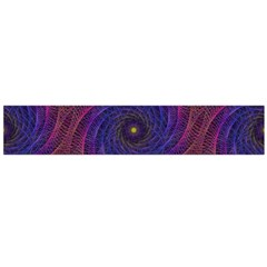 Pattern Seamless Repeat Spiral Flano Scarf (large)