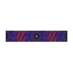 Pattern Seamless Repeat Spiral Flano Scarf (mini)