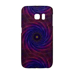 Pattern Seamless Repeat Spiral Galaxy S6 Edge