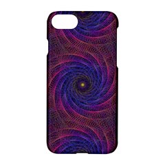 Pattern Seamless Repeat Spiral Apple Iphone 7 Hardshell Case
