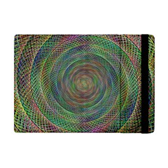 Spiral Spin Background Artwork Apple Ipad Mini Flip Case