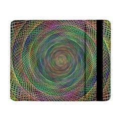 Spiral Spin Background Artwork Samsung Galaxy Tab Pro 8 4  Flip Case by Nexatart