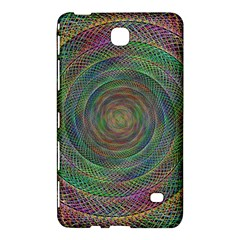 Spiral Spin Background Artwork Samsung Galaxy Tab 4 (7 ) Hardshell Case  by Nexatart