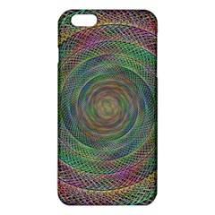 Spiral Spin Background Artwork Iphone 6 Plus/6s Plus Tpu Case