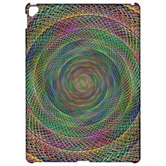 Spiral Spin Background Artwork Apple Ipad Pro 12 9   Hardshell Case by Nexatart