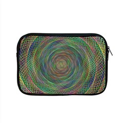 Spiral Spin Background Artwork Apple Macbook Pro 15  Zipper Case by Nexatart