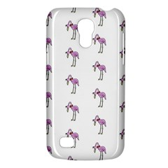 Sweet Flamingo Pattern Galaxy S4 Mini by MoreColorsinLife