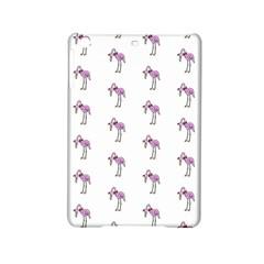 Sweet Flamingo Pattern Ipad Mini 2 Hardshell Cases by MoreColorsinLife