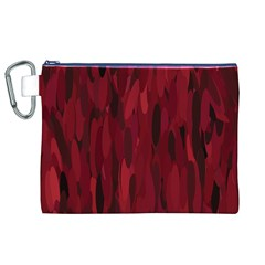 Abstract 1 Canvas Cosmetic Bag (xl) by tarastyle