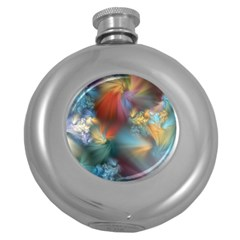Evidence Of Angels Round Hip Flask (5 Oz)