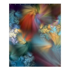 Evidence Of Angels Shower Curtain 60  X 72  (medium)  by WolfepawFractals
