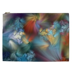 Evidence Of Angels Cosmetic Bag (xxl)  by WolfepawFractals