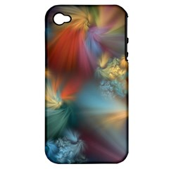 Evidence Of Angels Apple Iphone 4/4s Hardshell Case (pc+silicone)