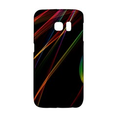 Rainbow Ribbons Galaxy S6 Edge
