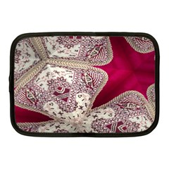 Morocco Motif Pattern Travel Netbook Case (medium)