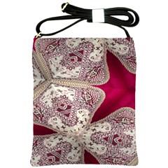 Morocco Motif Pattern Travel Shoulder Sling Bags by Nexatart