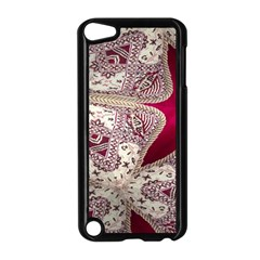 Morocco Motif Pattern Travel Apple Ipod Touch 5 Case (black)