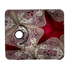 Morocco Motif Pattern Travel Galaxy S3 (flip/folio) by Nexatart