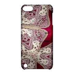 Morocco Motif Pattern Travel Apple Ipod Touch 5 Hardshell Case With Stand