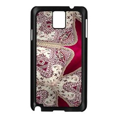 Morocco Motif Pattern Travel Samsung Galaxy Note 3 N9005 Case (black)