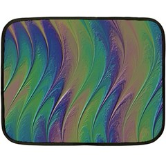 Texture Abstract Background Double Sided Fleece Blanket (mini)
