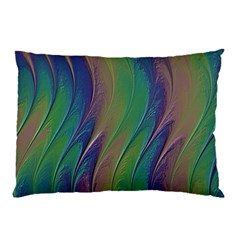 Texture Abstract Background Pillow Case (two Sides) by Nexatart