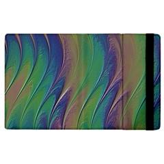 Texture Abstract Background Apple Ipad 2 Flip Case
