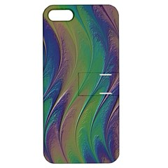 Texture Abstract Background Apple Iphone 5 Hardshell Case With Stand