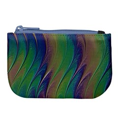 Texture Abstract Background Large Coin Purse by Nexatart
