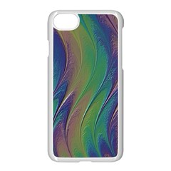 Texture Abstract Background Apple Iphone 7 Seamless Case (white)