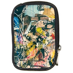 Art Graffiti Abstract Vintage Compact Camera Cases