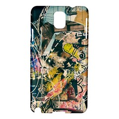 Art Graffiti Abstract Vintage Samsung Galaxy Note 3 N9005 Hardshell Case