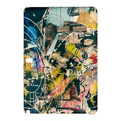 Art Graffiti Abstract Vintage Samsung Galaxy Tab Pro 10 1 Hardshell Case