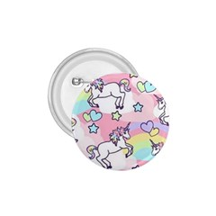 Unicorn Rainbow 1 75  Buttons