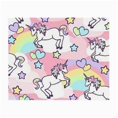 Unicorn Rainbow Small Glasses Cloth