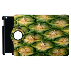 Pineapple Pattern Apple Ipad 3/4 Flip 360 Case