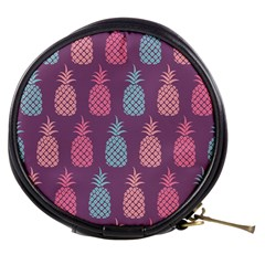 Pineapple Pattern Mini Makeup Bags by Nexatart