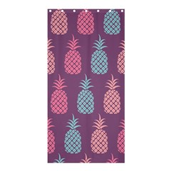 Pineapple Pattern Shower Curtain 36  X 72  (stall)
