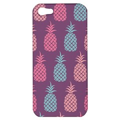 Pineapple Pattern Apple Iphone 5 Hardshell Case