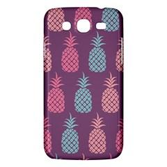 Pineapple Pattern Samsung Galaxy Mega 5 8 I9152 Hardshell Case
