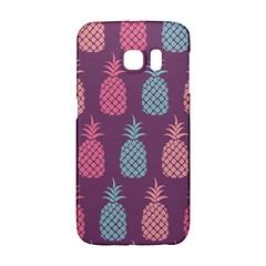 Pineapple Pattern Galaxy S6 Edge