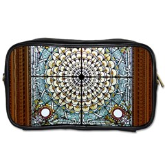 Stained Glass Window Library Of Congress Toiletries Bags 2 Side
