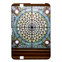 Stained Glass Window Library Of Congress Kindle Fire Hd 8 9  by Nexatart