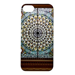 Stained Glass Window Library Of Congress Apple Iphone 5s/ Se Hardshell Case