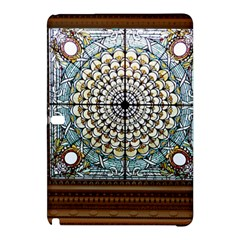 Stained Glass Window Library Of Congress Samsung Galaxy Tab Pro 10 1 Hardshell Case by Nexatart