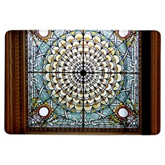 Stained Glass Window Library Of Congress Ipad Air Flip by Nexatart