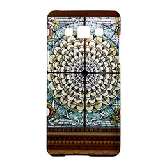 Stained Glass Window Library Of Congress Samsung Galaxy A5 Hardshell Case  by Nexatart