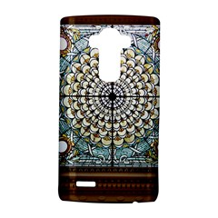 Stained Glass Window Library Of Congress Lg G4 Hardshell Case by Nexatart