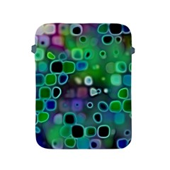 Psychedelic Lights 1 Apple Ipad 2/3/4 Protective Soft Cases by MoreColorsinLife