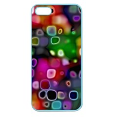 Psychedelic Lights 2 Apple Seamless Iphone 5 Case (color) by MoreColorsinLife